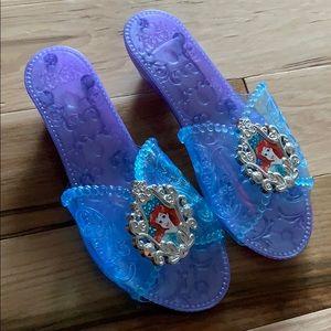Disney Ariel Little Mermaid Dress-Up Shoes